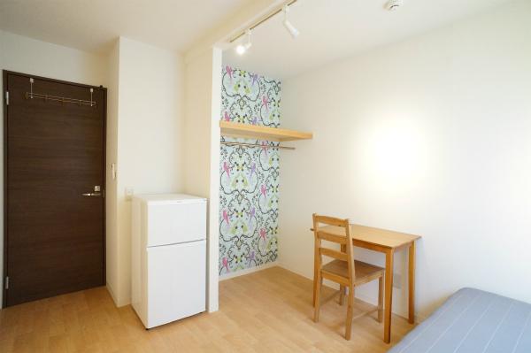 7部屋の小型のシェアハウスです。