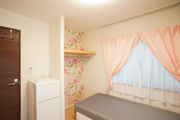 こちらは1Fのお部屋です。