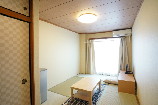 21部屋中2部屋は和室になっています。