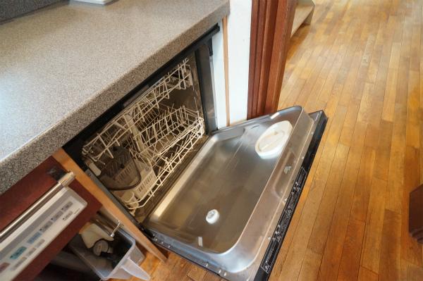 食洗機はパーティーの時に活躍しよう。