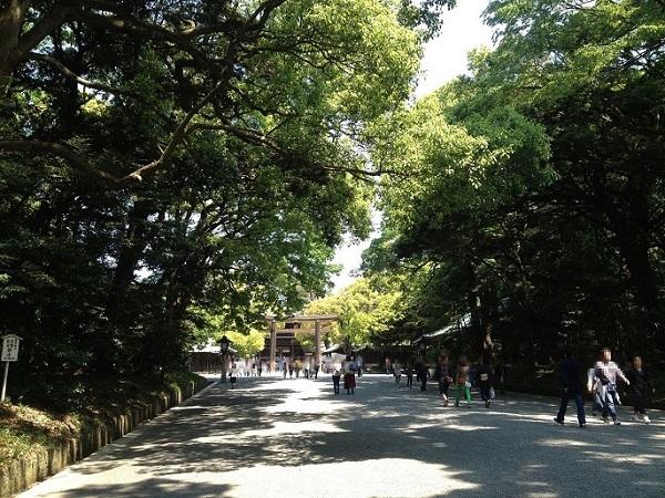 絶対に行っておきたい!東京都内・すぐ行ける6つのパワースポット