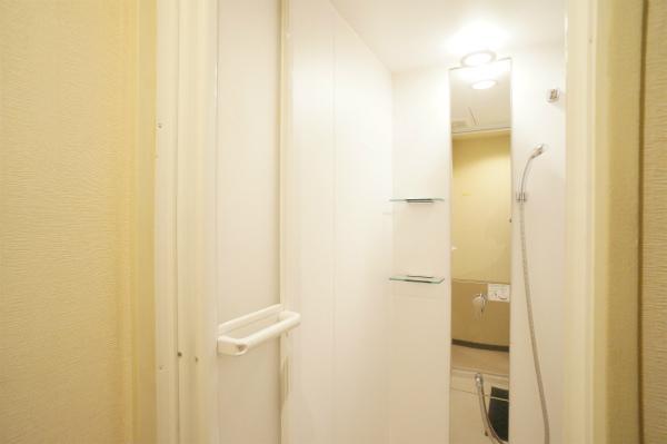 各フロア毎にシャワー室があるので、とっても便利ですね。