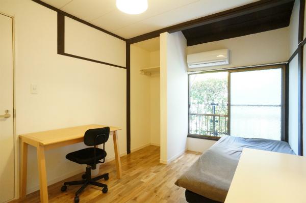 それぞれ、間取りも広さも異なるので、お気に入りのお部屋が見つかるといいですね。