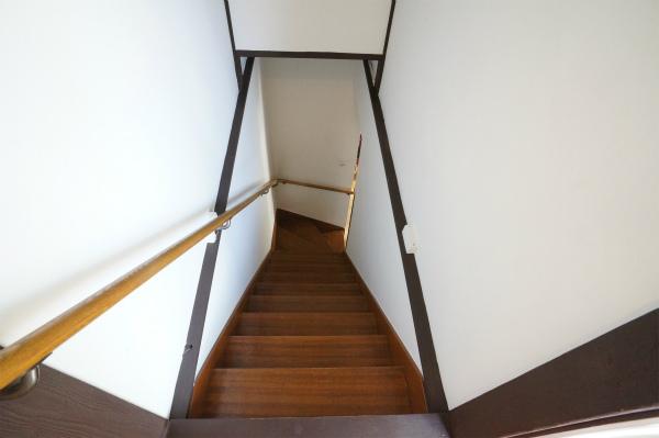 こちらは階段です。