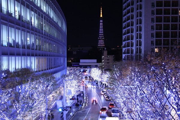 夜景がキレイ!シェアメイトとうっとり楽しみたい東京の4つの定番夜景ポイント