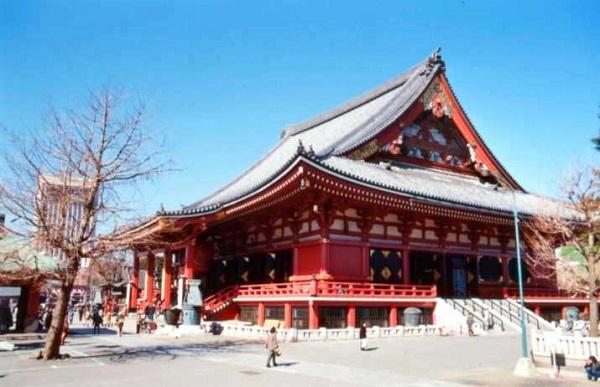 東京での初詣では、ここに行こう!4つのオススメ初詣スポット