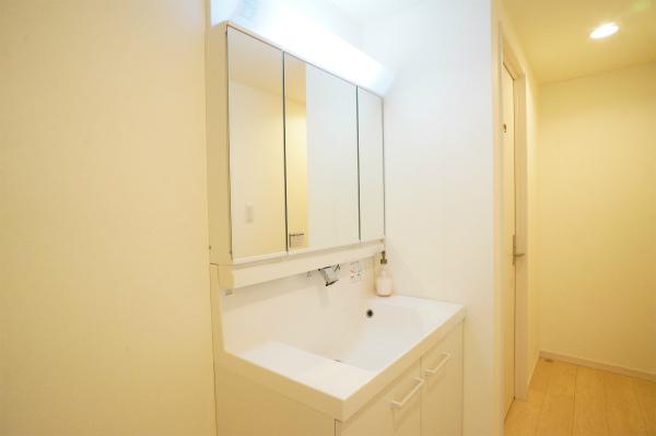 2Fにも洗面所があります。