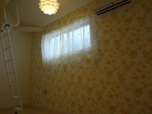 こちらは201号室です。