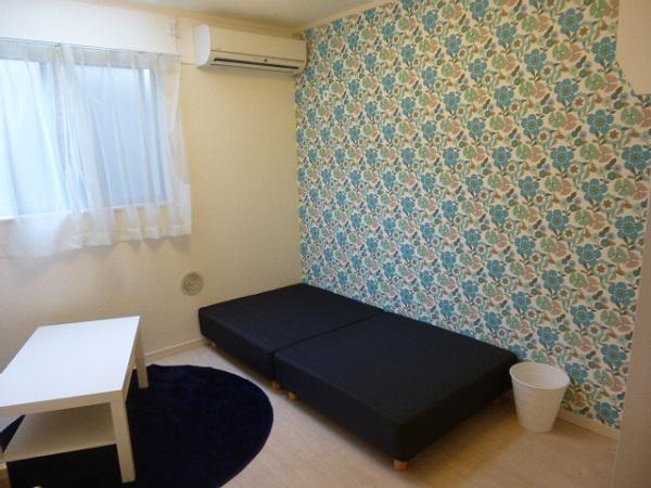 家具付のお部屋2です。