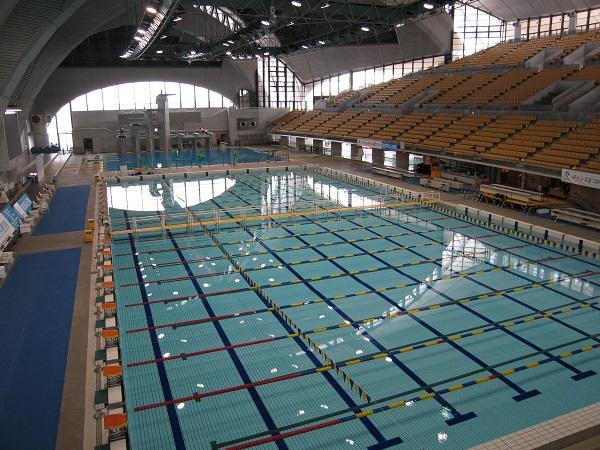 寒くても運動したい!そんな時に便利な、東京近辺の3大温水プール