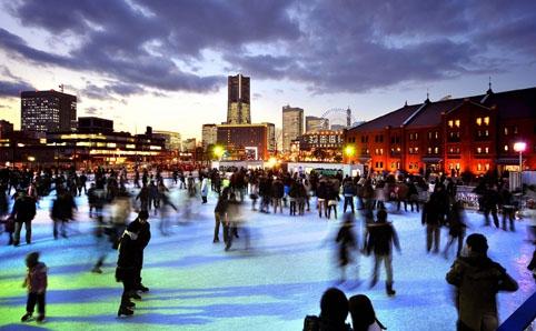 東京でもスケートがしたい!そんな時に利用したい3つのアイススケート施設