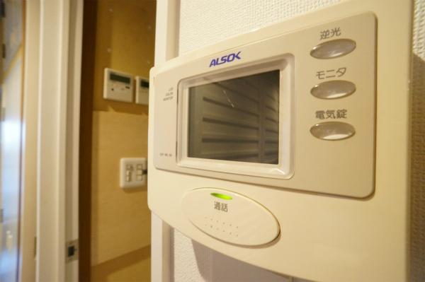 ALSOKのホームセキュリティも。