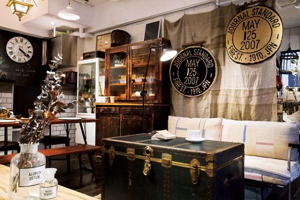 シェアハウスでもオシャレな家具が欲しいなら…東京でも有名なインテリアショップ4店