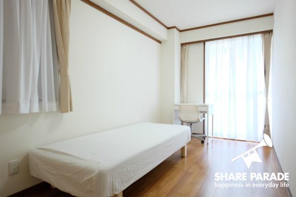 お部屋のサイズは、4.3~6.0帖の広さです。