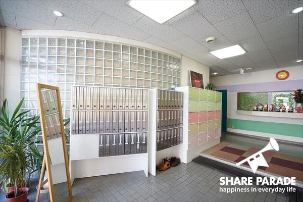 ポストは各お部屋毎に用意されています。