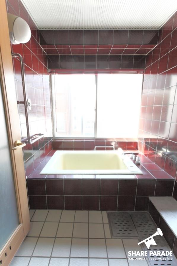 バスルームが魅力的なシェアハウス4選