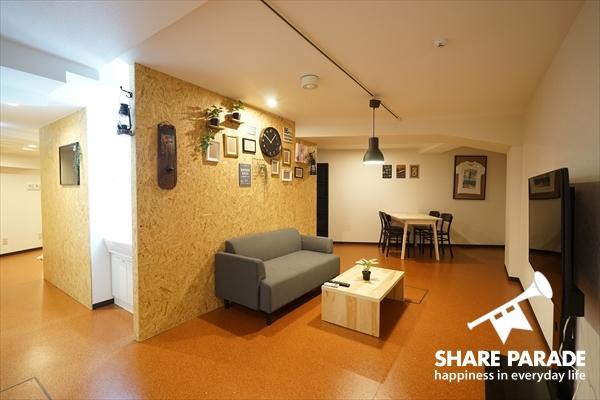 Flat Share OKUBO CampusⅡ
