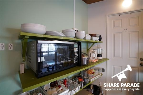 キッチン家電や調理器具も。