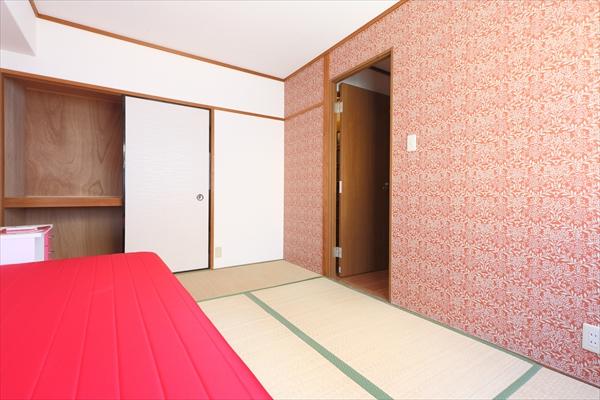 和室の個室。和みます。