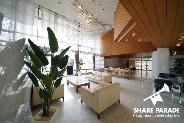 Resort palace Miurakaigan