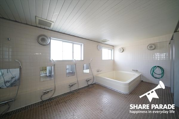 大浴場があります。
