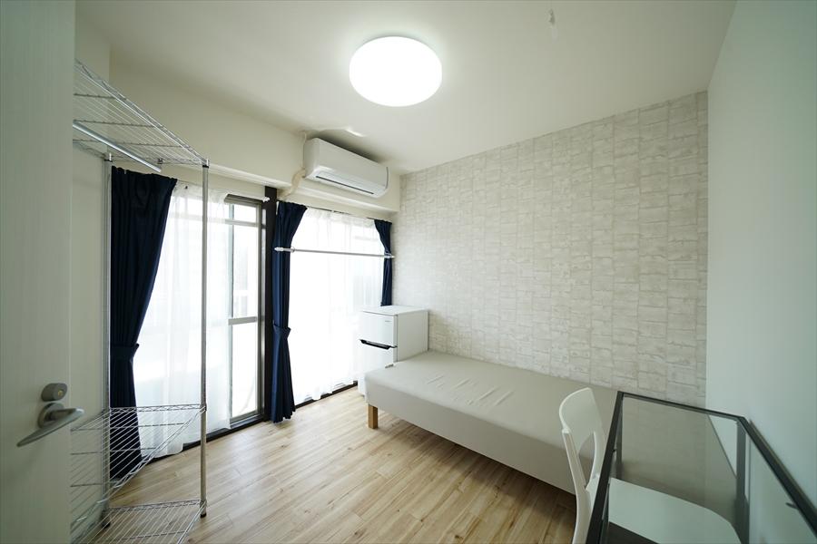903号室のお部屋。