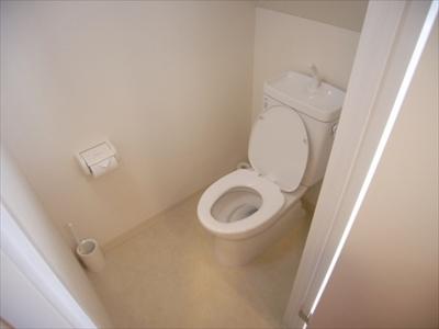 3階のトイレの様子です