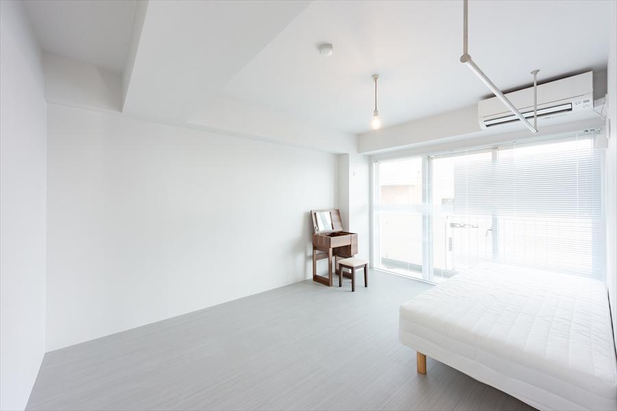 シンプルなお部屋です。