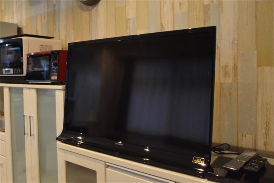 共有で使えるテレビです