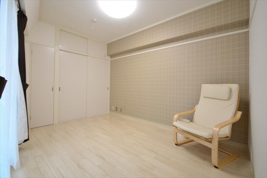各お部屋に同様の家具が設置されています
