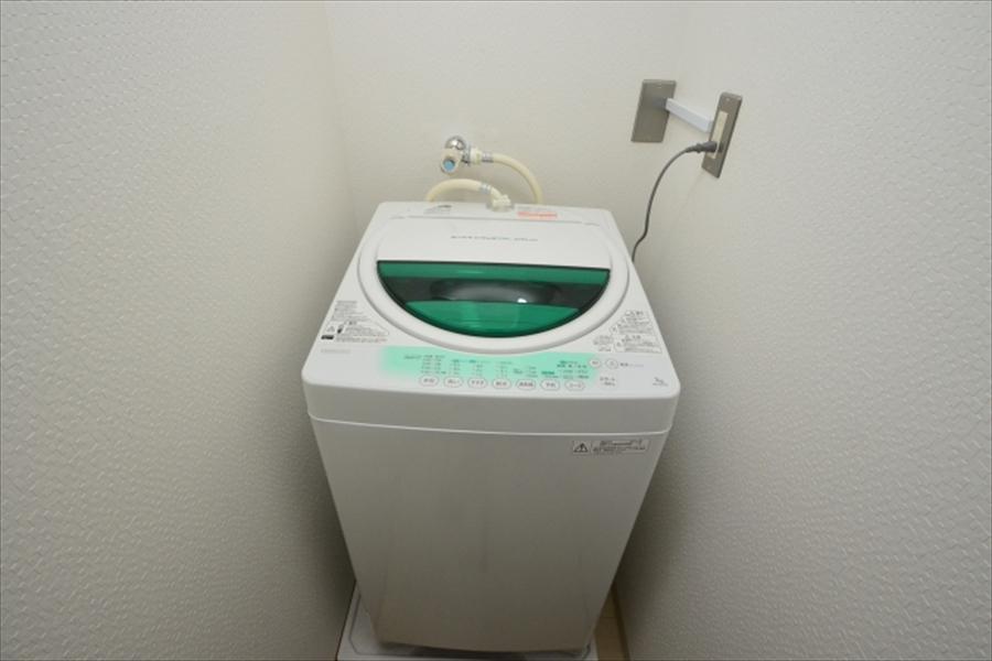 洗濯機です