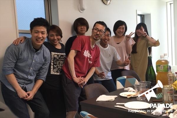 【贅沢】羽田徒歩圏ハウスのお寿司パーティーに参加してきました