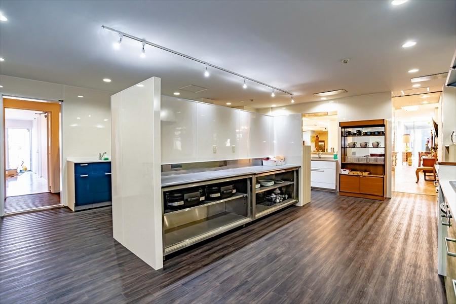 広々としたキッチンです