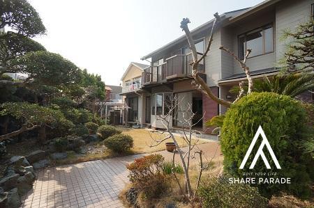 鎌倉腰越シェアハウス#58(ゴーヤ邸)