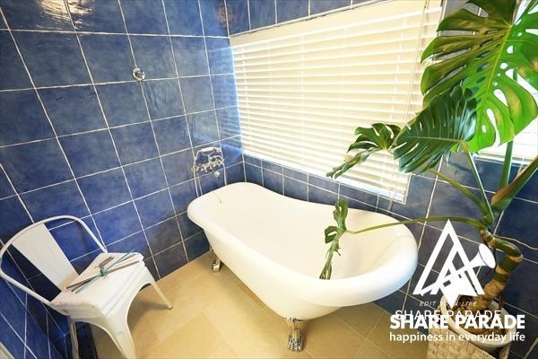 シェアハウスのお風呂事情。物件によっては大浴場があるケースも。