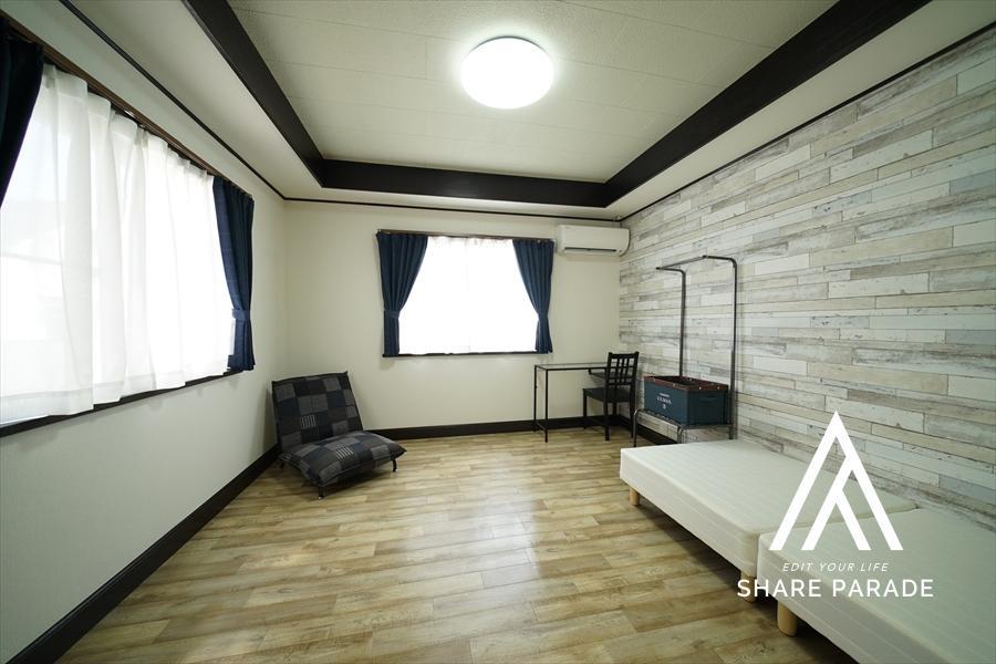 プライベートを大事にしたい方は広いお部屋を。